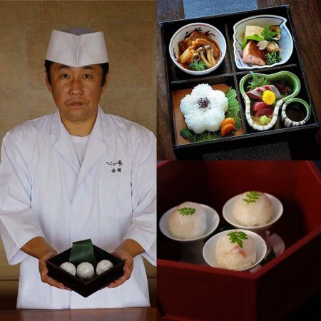 Mercoledì 19 Settembre – Degustazione Kaiseki con il Maestro Hiroto Akama