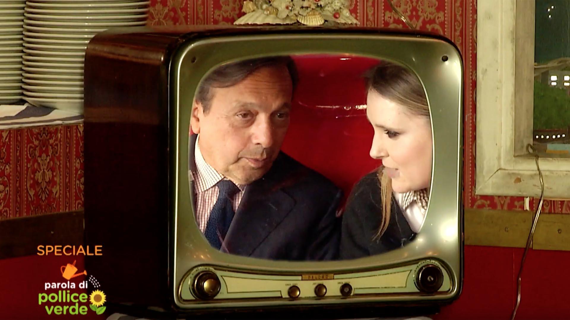 Piero Chiambretti racconta storia e aneddoti riguardanti i suoi ristoranti di Torino.