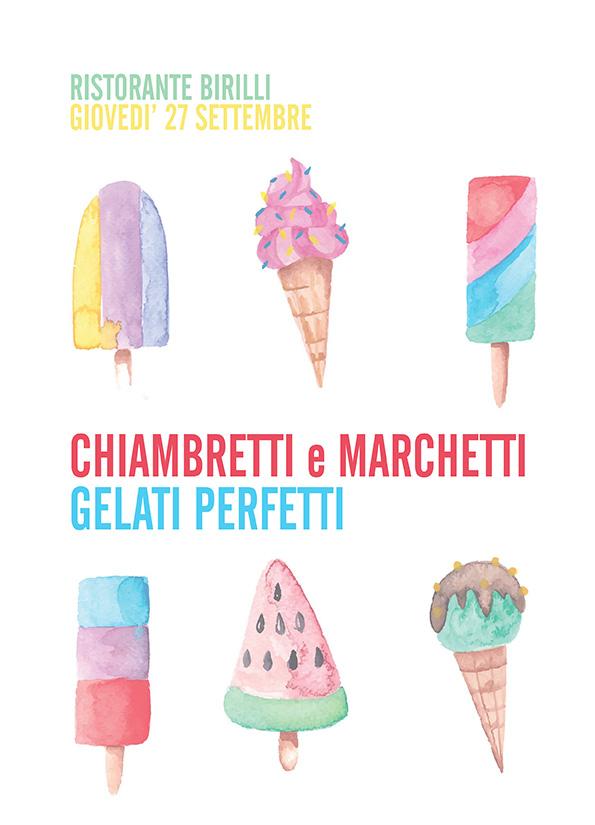 Chiambretti e Marchetti gelati perfetti   Giovedì 27 Settembre